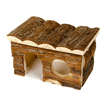 25% off Critter Timbers Medium Bark Bungalow