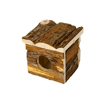 25% off Critter Timbers Small Bark Bungalow