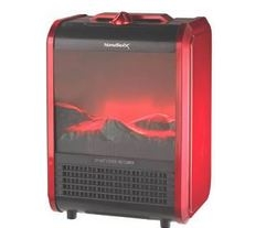 Ceramic Heater Flame Effect Now $34.99
