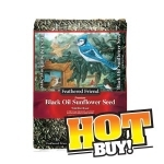 Black Oil Sunflower Seed 5 lb. now $3.99