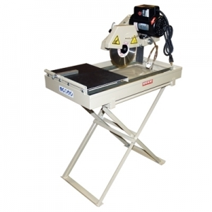 """EDCO TMS-10, Electric Tile Saw, 10"""", 1 HP"""