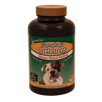 Naturvet Coprophagia Deterrent Stops Stool Eating