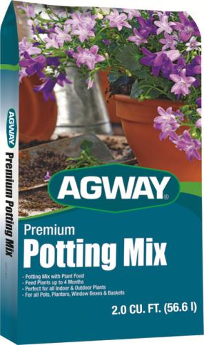 Agway Premium Potting Mix 2 Cf