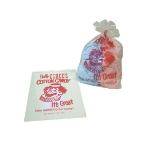 Gold Medal Printed Cotton Candy Bags