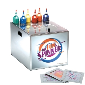 Gold Medal Fun Spinner Spin Art Game