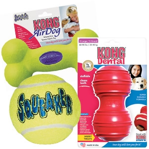 25% Off All Kong Toys