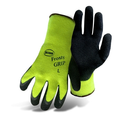 Boss Frosty Grip Gloves now $9.99ea or 2 for $16