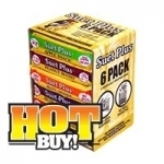 Suet Plus Variety 6 pack now $4.99