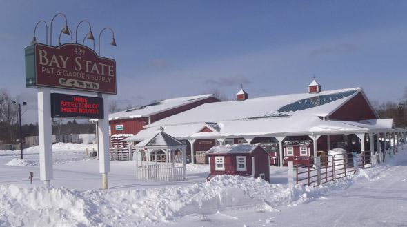 Bay State Winter Slider