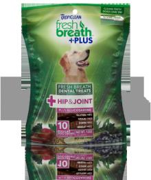 Fresh Breath Plus Treats- Hip & Joint (Large)