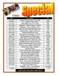 Preferred Customer Specials