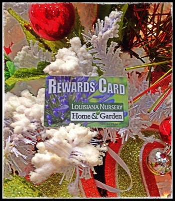 Garden Club Members, Time to Reap Your Rewards!