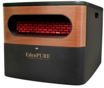 EdenPURE GEN2 Infrared Heater now $169.99