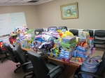 2014 EAS & GRS Toy Drive