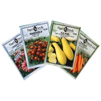50% Off a Pack of Page's Seeds