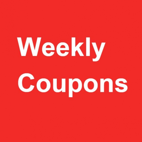 Weekly Ad Coupon Book