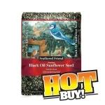 Black Oil Sunflower Seed 5 lb. now $4.99