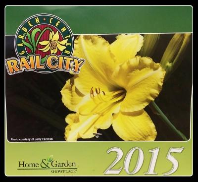 50% off Rail City Calendar