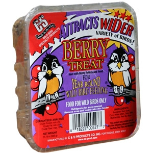 C&S Berry Treat Suet