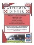Cattlemen's dinner
