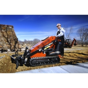 Ditch Witch SK 45 Stand On Compact Tool Carrier