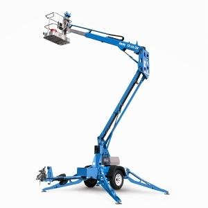 Genie Industries TZ34/20 Trailer-mounted Z-Boom