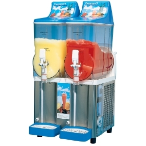 Gold Medal Two Bowl Frozen Drink Frusheez Machine
