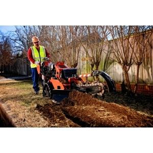 Ditch Witch 1030 Walk Behind Trencher