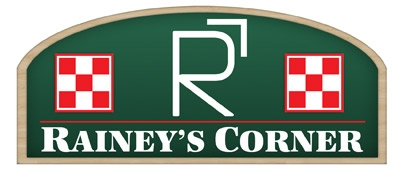 Rainey's Feed & Hardware Logo