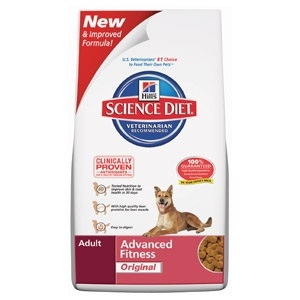 Science Diet Adult Advance Fitness Dog Food
