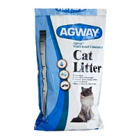 Agway Traditional Unscented Cat Litter 25lb $3.99
