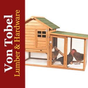 $30 Off Peak Roof Chicken Coop