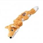 Kong Scrunch Knots Fox Md/Lg