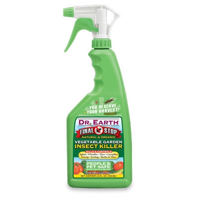 how to kill green caterpillars organic spray