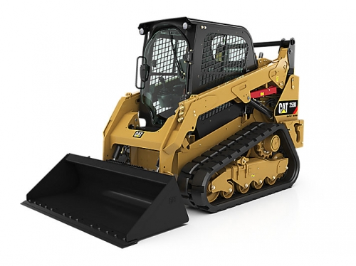 CAT 259D Tracked Skidsteer