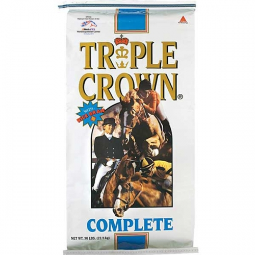 Triple Crown® Complete Textured Horse Feed
