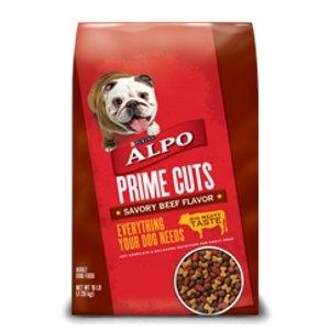 Alpo Prime Cuts 47 lbs for $23.99