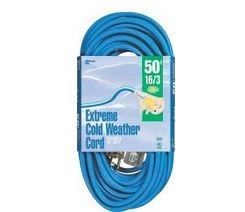 50' Cold Weather Cord For $19.00