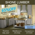 60% Off Kemper Cabinets