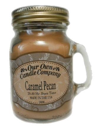 CLOSEOUT SALE: Mini Mason Jar Candles