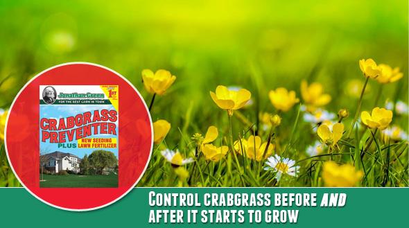 Crabgrass Preventer