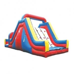 Spacewalk Rock Climb Slide Inflatable Bounce
