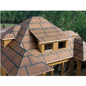 Roof zip system roof sheathing for What to use for roof sheathing