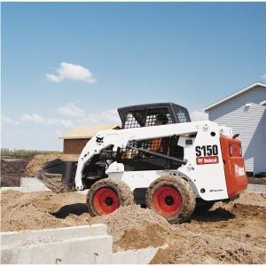 Bobcat Skid Steer loaderS150 & 763
