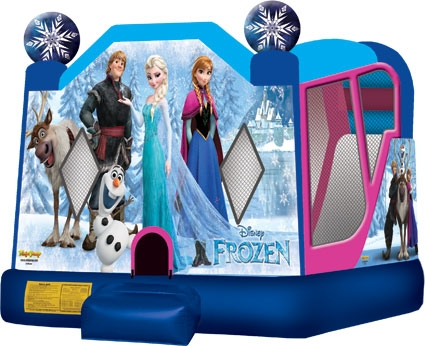 .Ninja Jump, Disney Frozen Combo C4