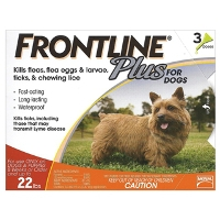 Frontline Plus for Dogs, Any Weight $39.99