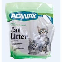 Agway Scoopable Scented Cat Litter 14lb $5.99