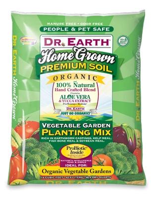 Calendar Coupon on Dr. Earth Home Grown Mix