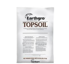 $1.99 for Earthgro Top Soil