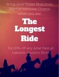Longest Ride Movie Promo